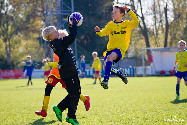 22/10/2016: KFC Edeboys A - SKV Overmere