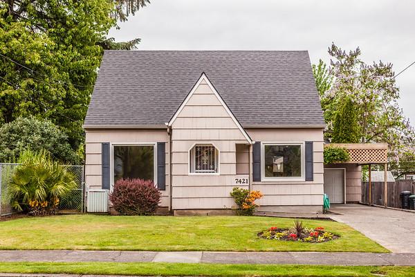7421 N Princeton, Portland OR