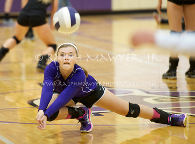 Volleyball - Boerne HS vs Canyon Lake-Fisher (Fr) (2013)