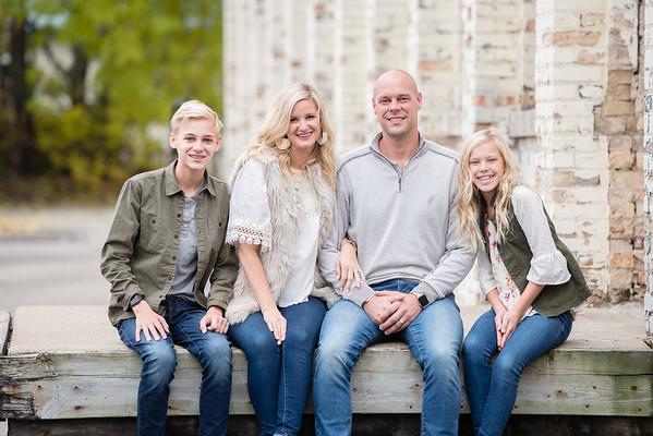 Burgess Family 2018