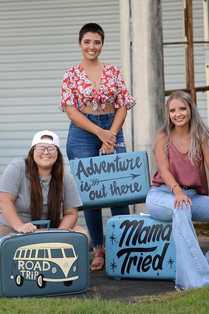 July 30, 2020 - Kali, Carly & Paige