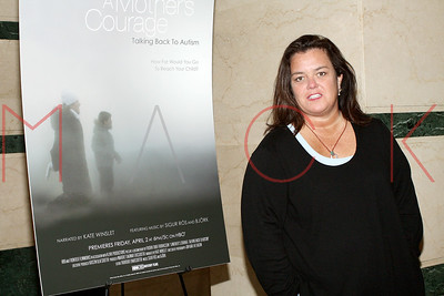 New York, NY - March 22:  The New York premiere of A Mother's Courage: Talking Back to Autism, New York, USA