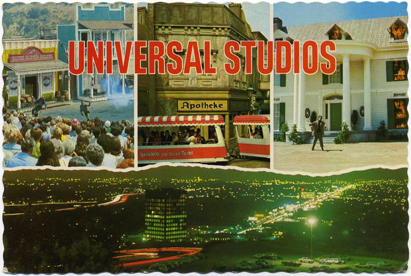 Postcard Montage
