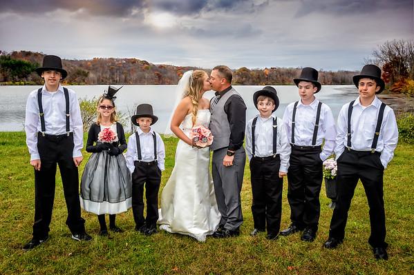 Amy & Paul's Wedding