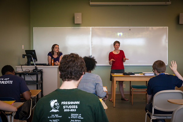 Gender Studies - Helen Boyd Kramer & Amy Nottingham-Martin