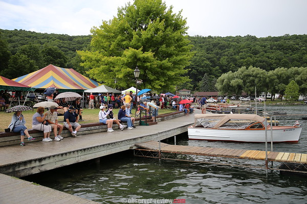 Hammondsport Boat Show 7-21-18