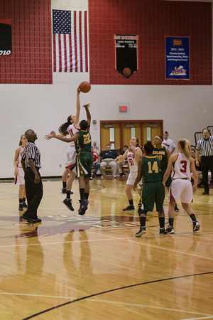 2013 ERHS Varisty Girls vs Nelson County