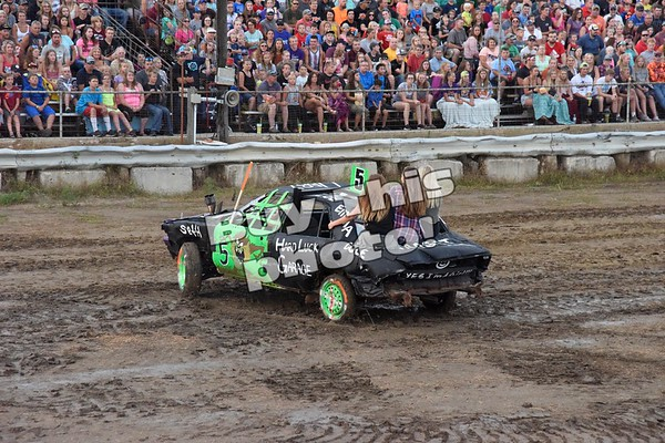 Demolition Derby 2019