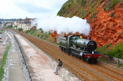 Steam Loco & Support Coach Moves