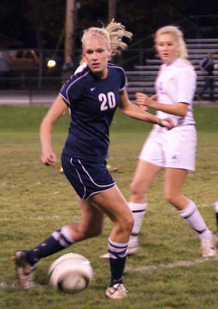 2011 Oakwood Girls Varsity vs Bellbrook