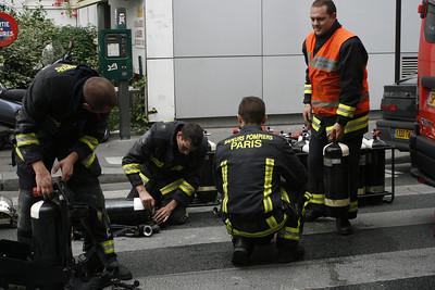 Fire Warriors of Paris