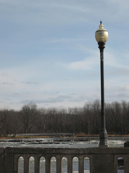 Bridges and Riverwalks