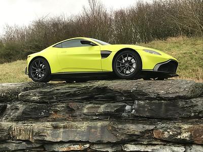 Aston Martin Factory Tour - January 2020