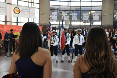 Americas High School Remembering Sept. 11th