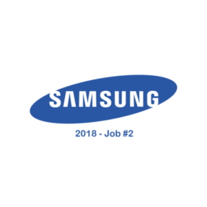 00005 Samsung Commercial #2