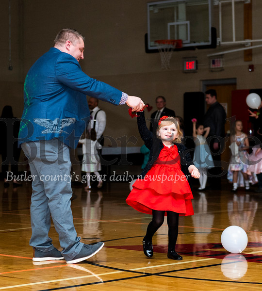 FATHER DAUGHTER DANCE YMCA