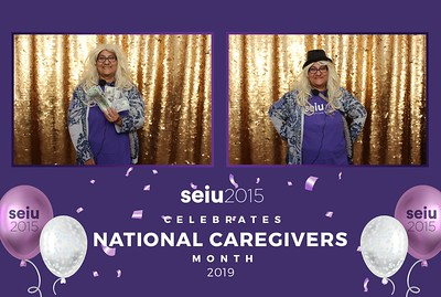 seiu2015 Celebrates National Caregivers Month