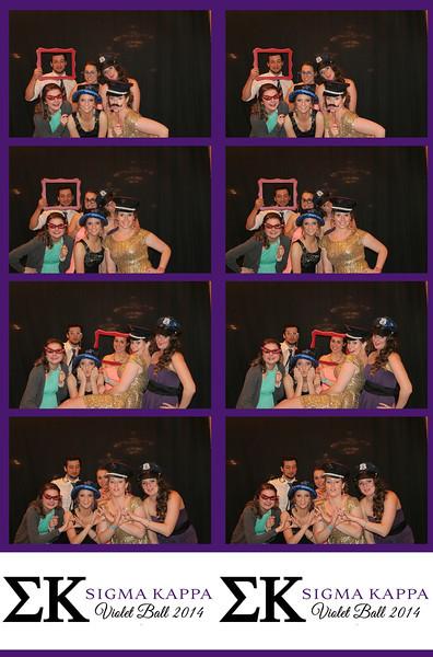Violet Ball May 09, 2014