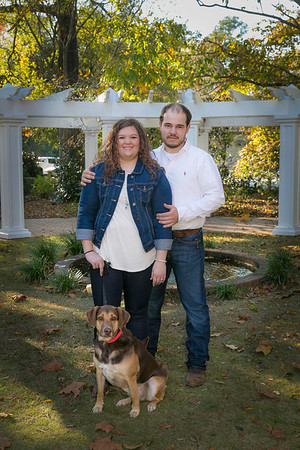 Stephanie Brewer Engagement