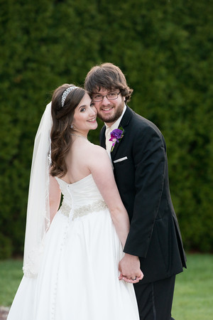 Bartlett-Brennan Wedding