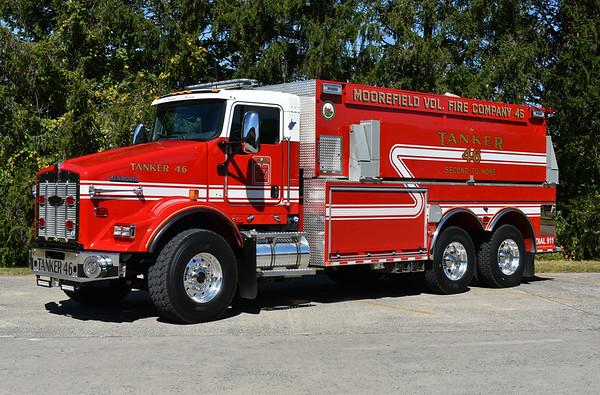 Company 46 - Moorefield Fire Company