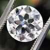 3.01ct Old European Cut Diamond GIA G SI1 13