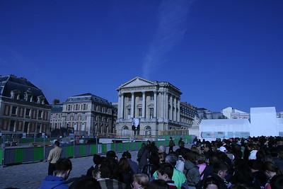 Paris and Rome 2008