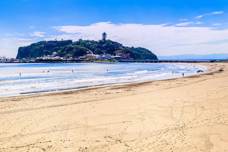 Enoshima Island. Editorial credit: MI7 / Shutterstock.com