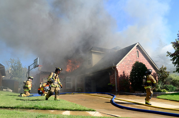 605 Sturtz Circle Fire