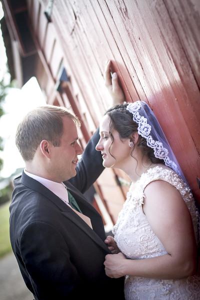 Natasha & Matthew Wedding