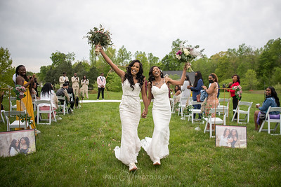 Alana and Brittany's Wedding