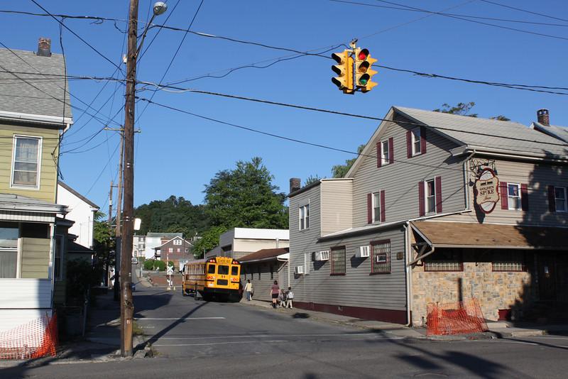 Spruce Street to be Closed, Tamaqua, 8-29-2011 (10).JPG