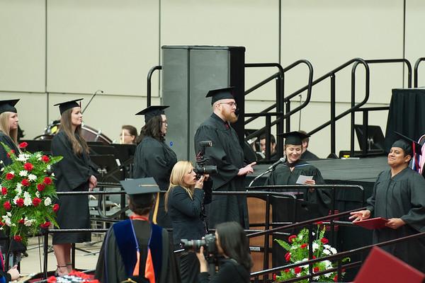 Aubrie's UCM Grad
