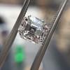 2.39ct Antique Asscher/Square Emerald Cut Diamond, GIA D/IF 36
