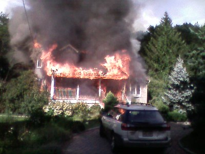 08-08-08 Closter, NJ - 2nd Alarm