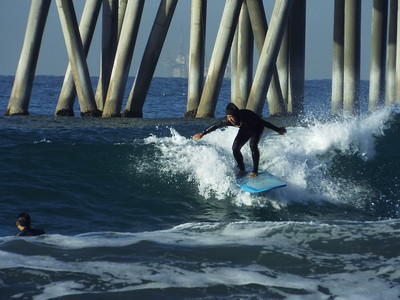 2/12/20 * DAILY SURFING PHOTOS * H.B. PIER
