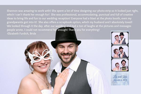 Photo Booth Reviews Lis & Ken