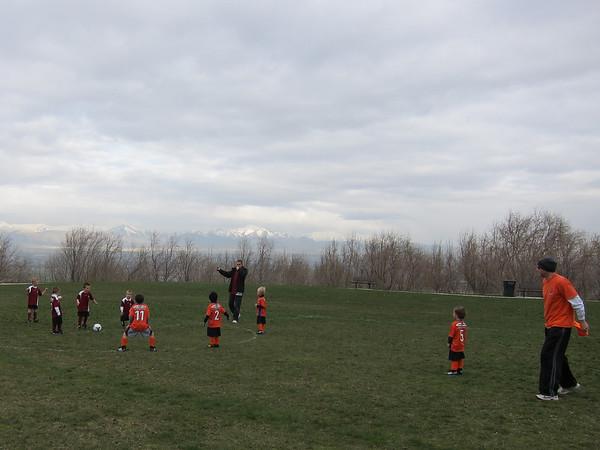 Owen's spring soccer