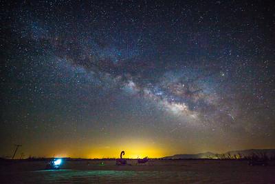 Borrego Springs Milky Way - June 2017