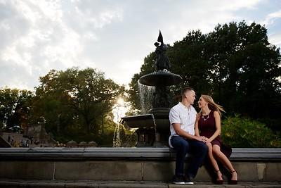 Amanda + Chris' Engagement :: Central Park :: New York, NY