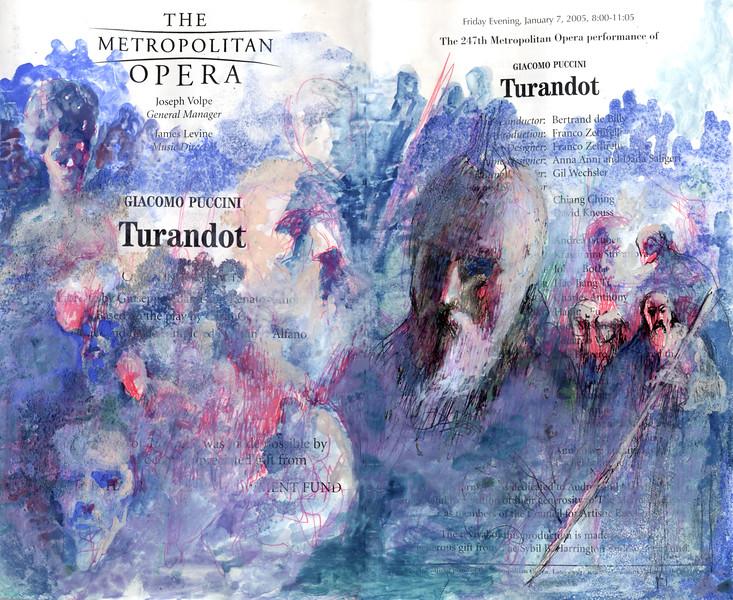 Irv Docktor Met Playbill Turandot.jpg