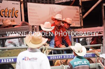 Jacobs Crawley Saddle Bronc