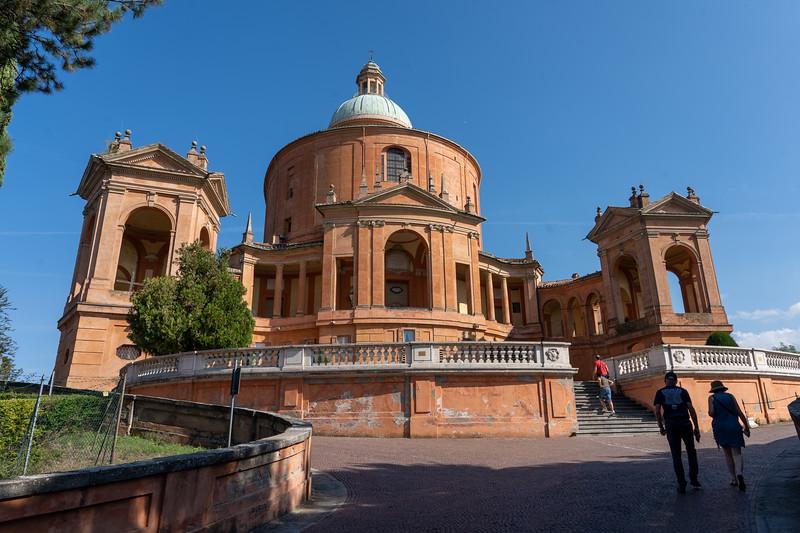 Sanctuary of the Madonna di San Luca in Bologna