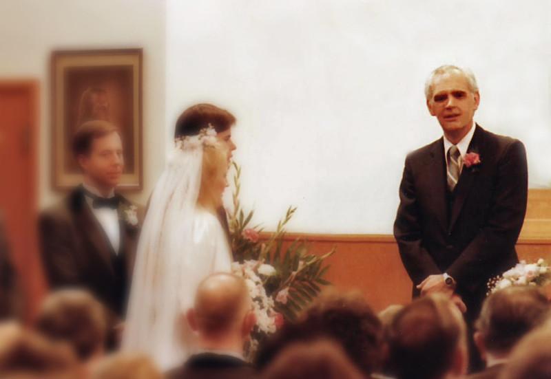 Pres Larsen Ring Ceremony