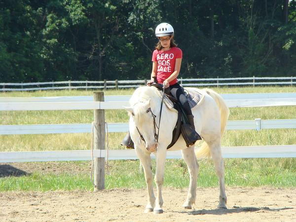 Wednesday Equestrians