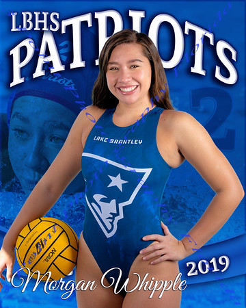 Water Polo Banners 2018-2019
