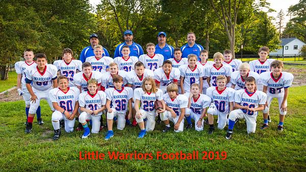 2019-9-3 Little Warriors Photo Day