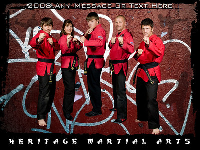 Heritage Martial Arts
