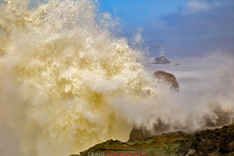 Sonoma Storm Waves 3
