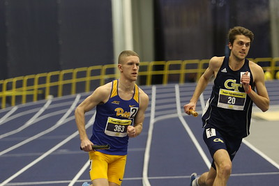 Men's DMR - 2019 Power Five Invitational - Day 1